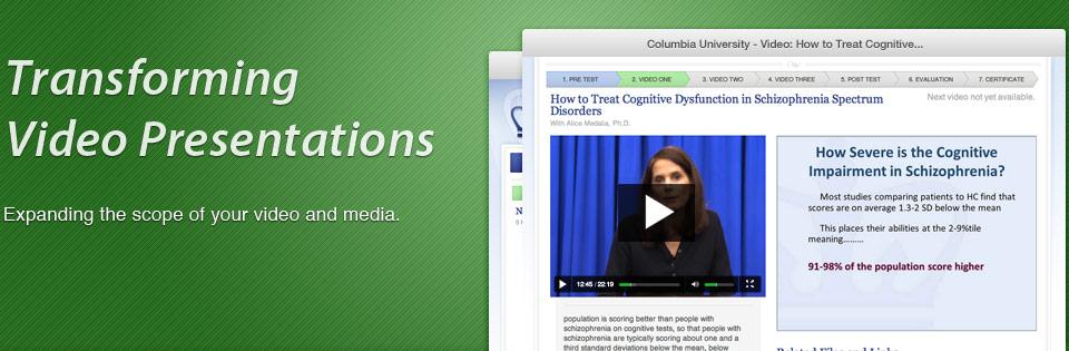 Transforming Video Presentations